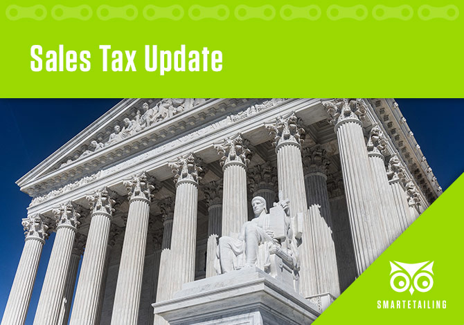 Sales Tax Update