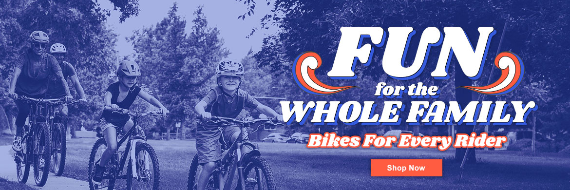 Bikes for the Whole Family