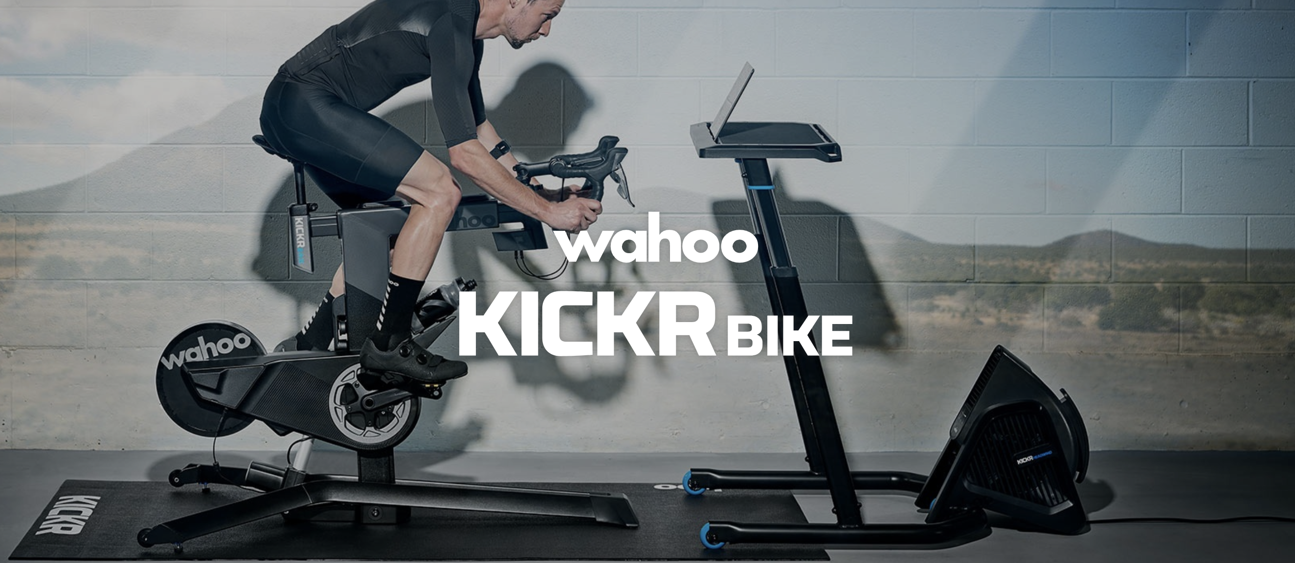 Wahoo KICKR Bike