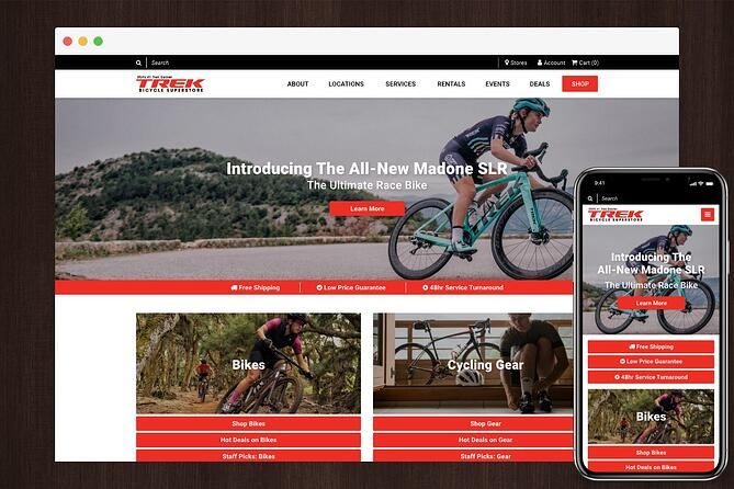 Trek Bicycle Superstore