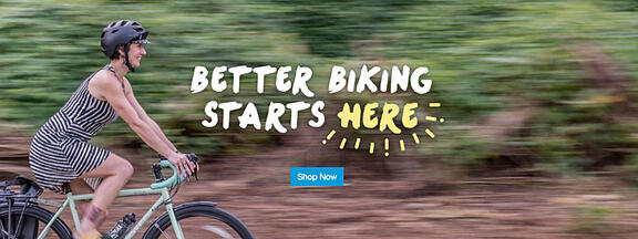Better Biking Starts Here
