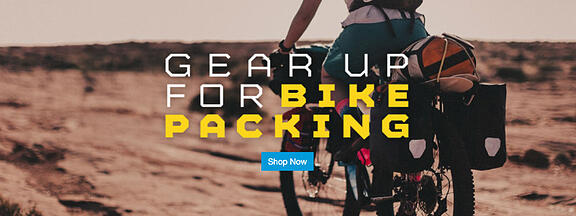 Gear Up for Bikepacking